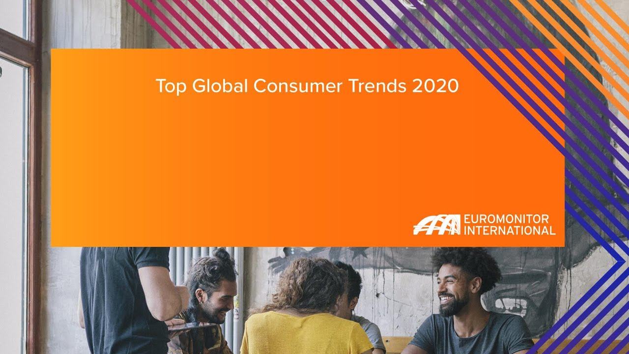 Everything You Need To Know AboutConsumer Trend.