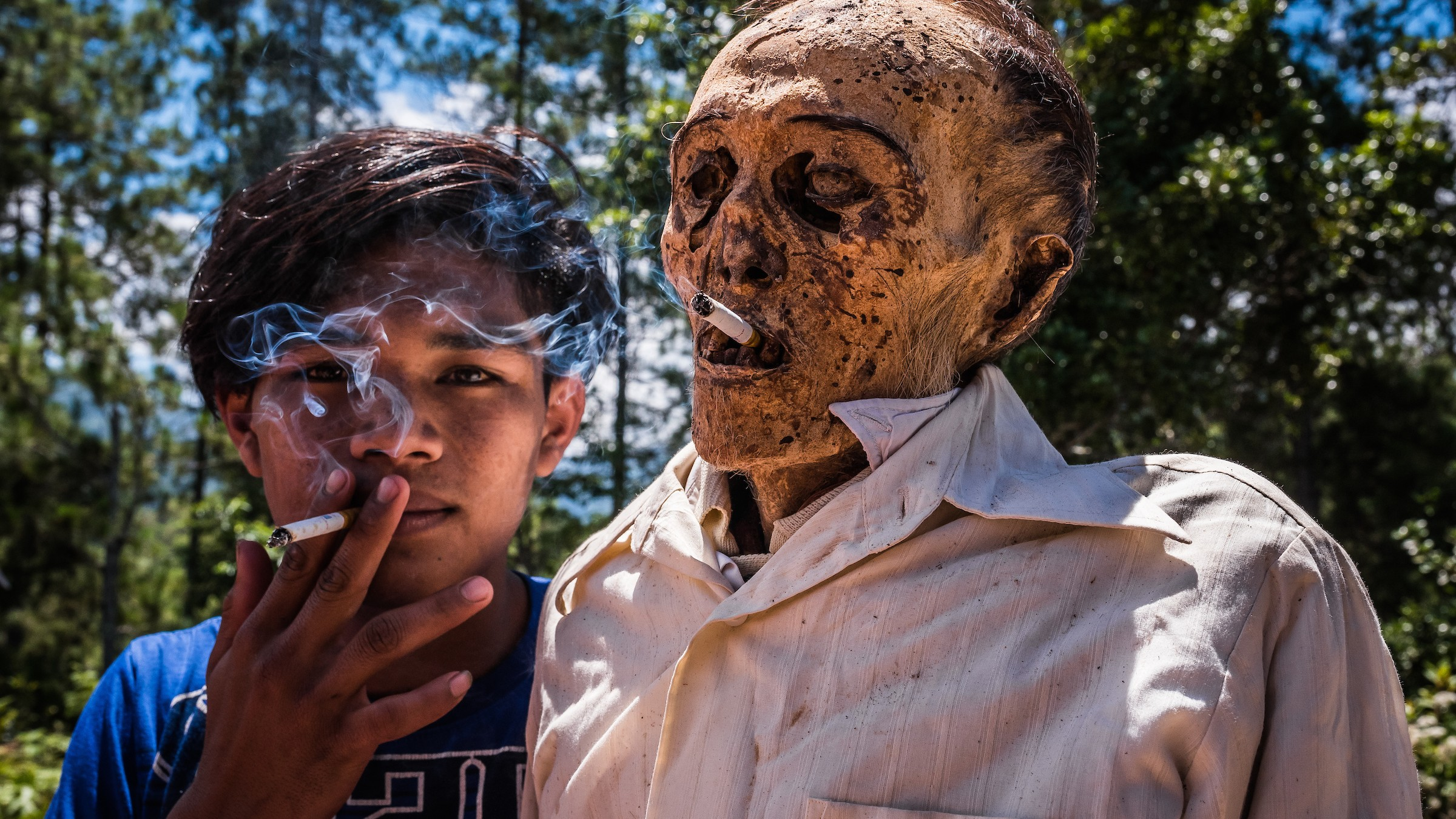 Living with the Dead: how Indonesia's Toraja people deal with their dead loved ones