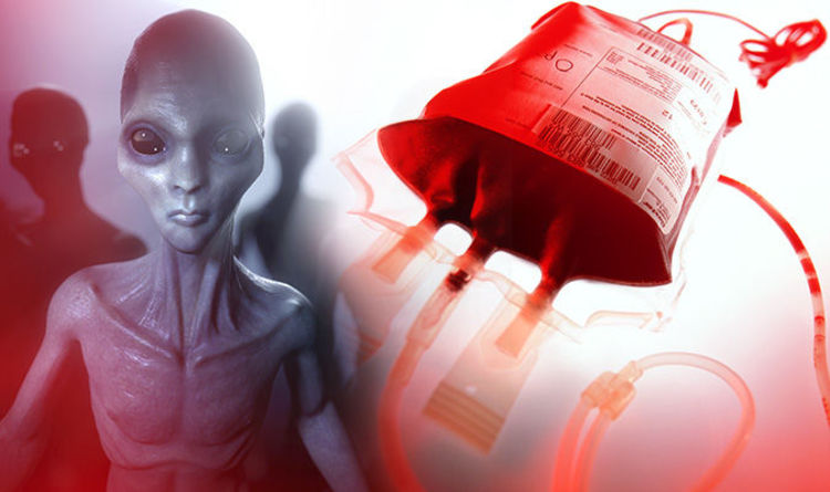 Is Rh negative blood or negative blood is Alien blood Evidence from history suggest so