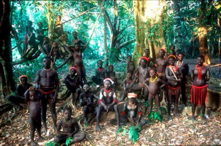 Indigenous Andaman Tribes on Verge of extinction