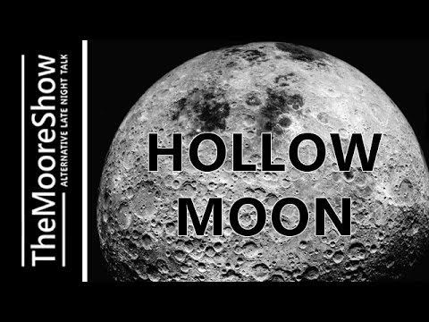 Can Moon be an Artificial Satellite Established By Aliens?