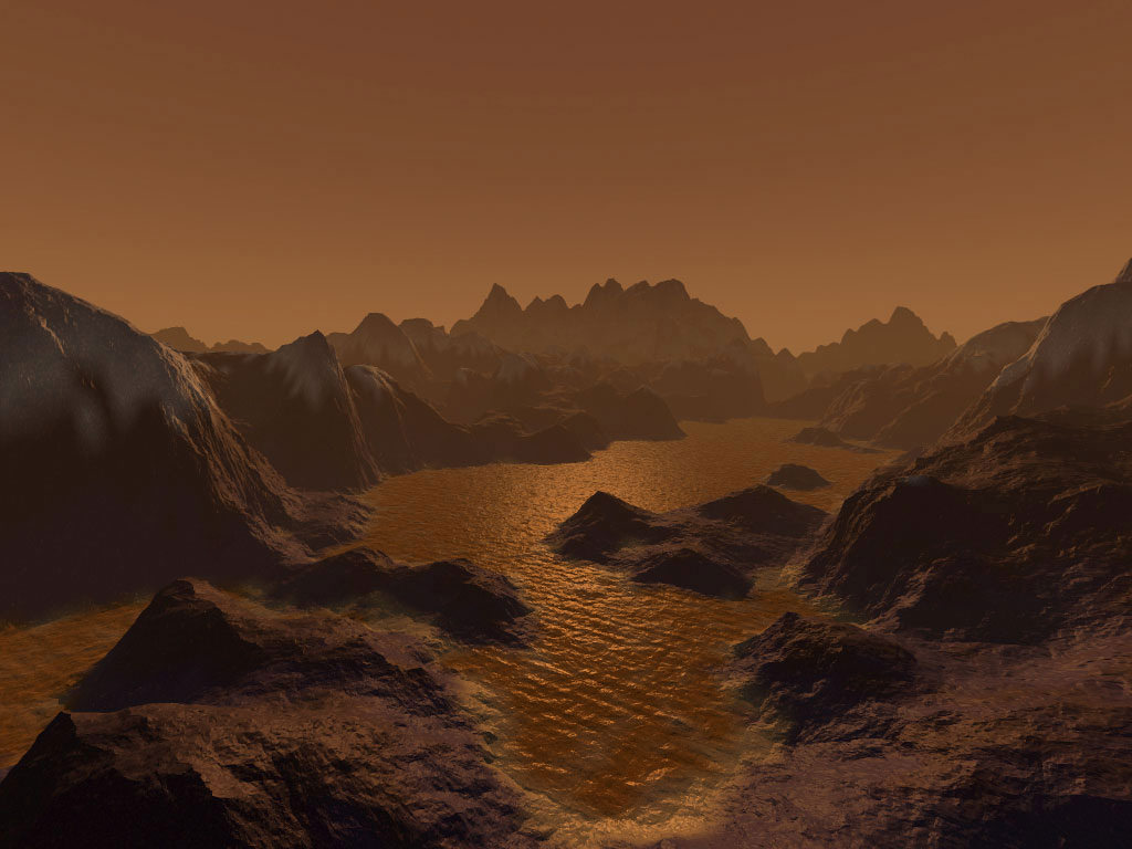 Shocking facts about river on Saturn's Moon Titan