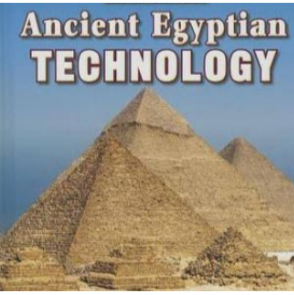 Decoding The Mystery of Lost Technology Of Egypt. A New Insight on How Pyramids Were Built?