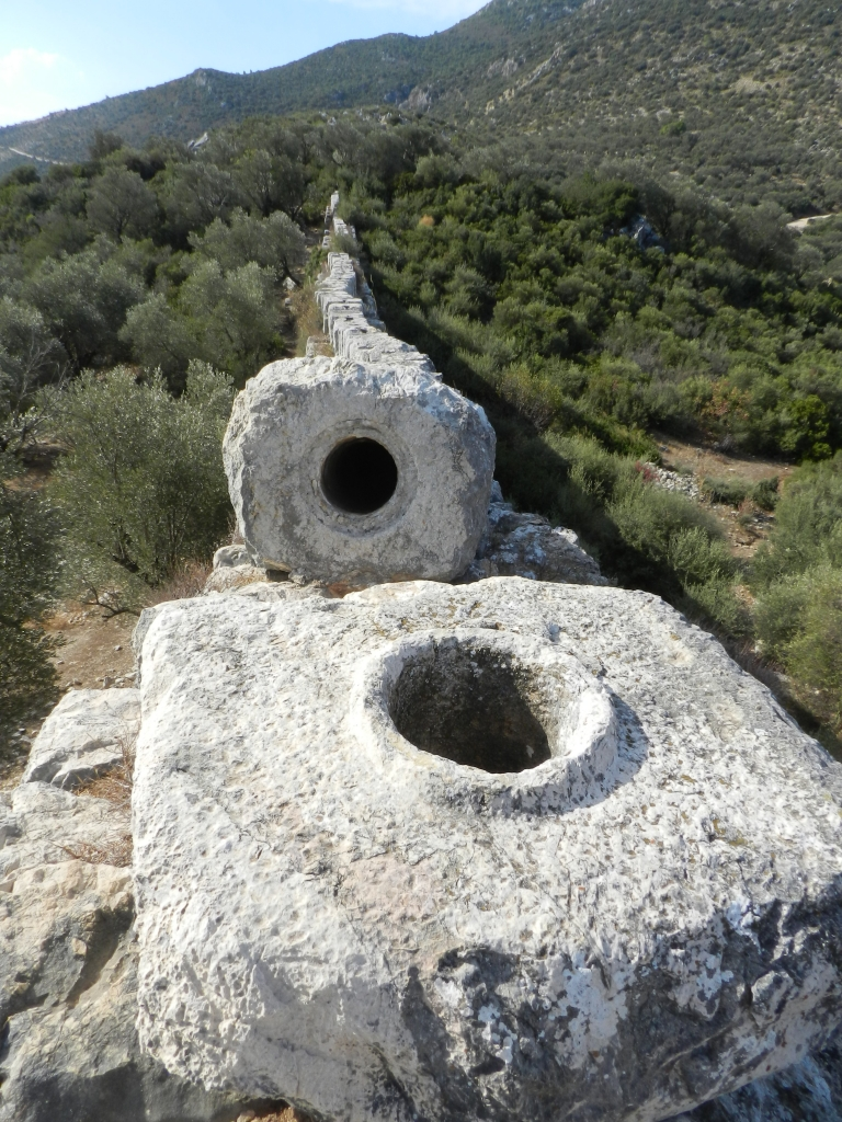 Decoding The Ancient Technology Used To Built Primitive Aqueducts.