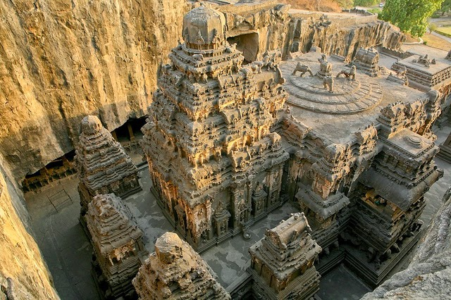 Decoding The Mystery Of World's Oldest Single Rock Carving; The Mystic Kailash Temple.