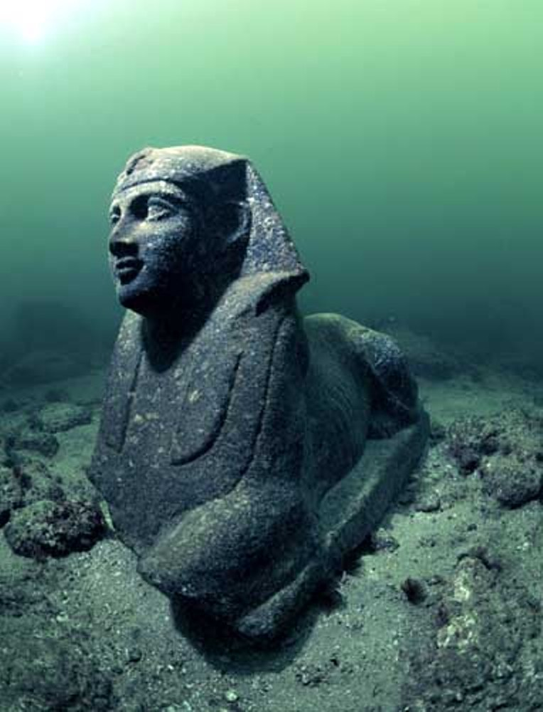 The Sunken Place of Cleopatra & Diving It Today