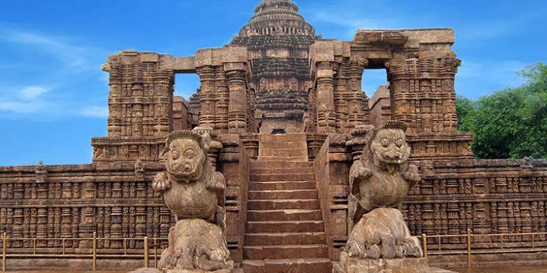 Decoding The Mystery of Sundial and Magnetic Architeture of Konarak Temple. How The Structure Acts As Ancient Clock.