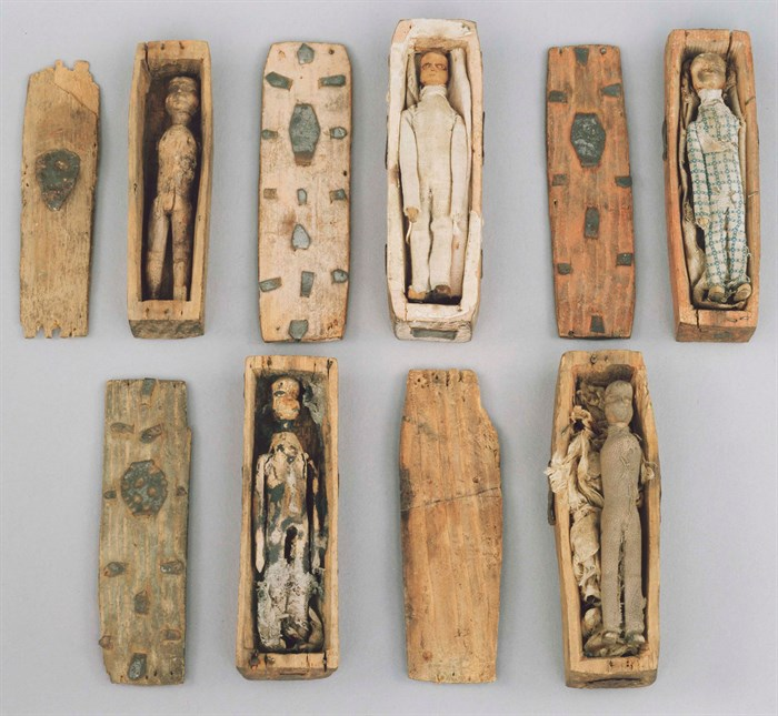 Decoding The Mystery Of The Miniature Coffins of Arthur's Seat.