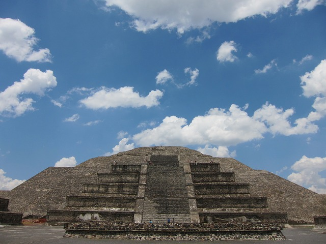 Decoding The Mystery Of Teotihuacán City of the Gods or Ancient Spaceport?