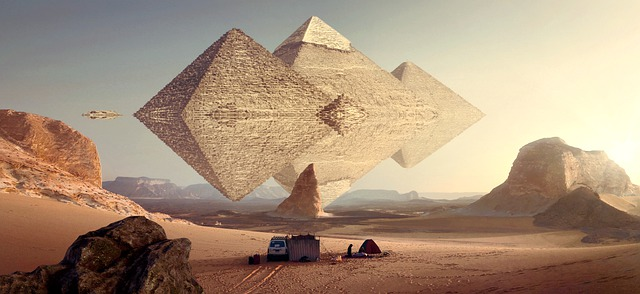 Did Ancient Civilizations Used Sound Technology To Move Massive Stones?