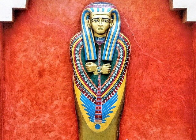 Decoding The Secrets Of Egyptian Blue – World's Oldest Artificial Pigment And Its Extraordinary Properties